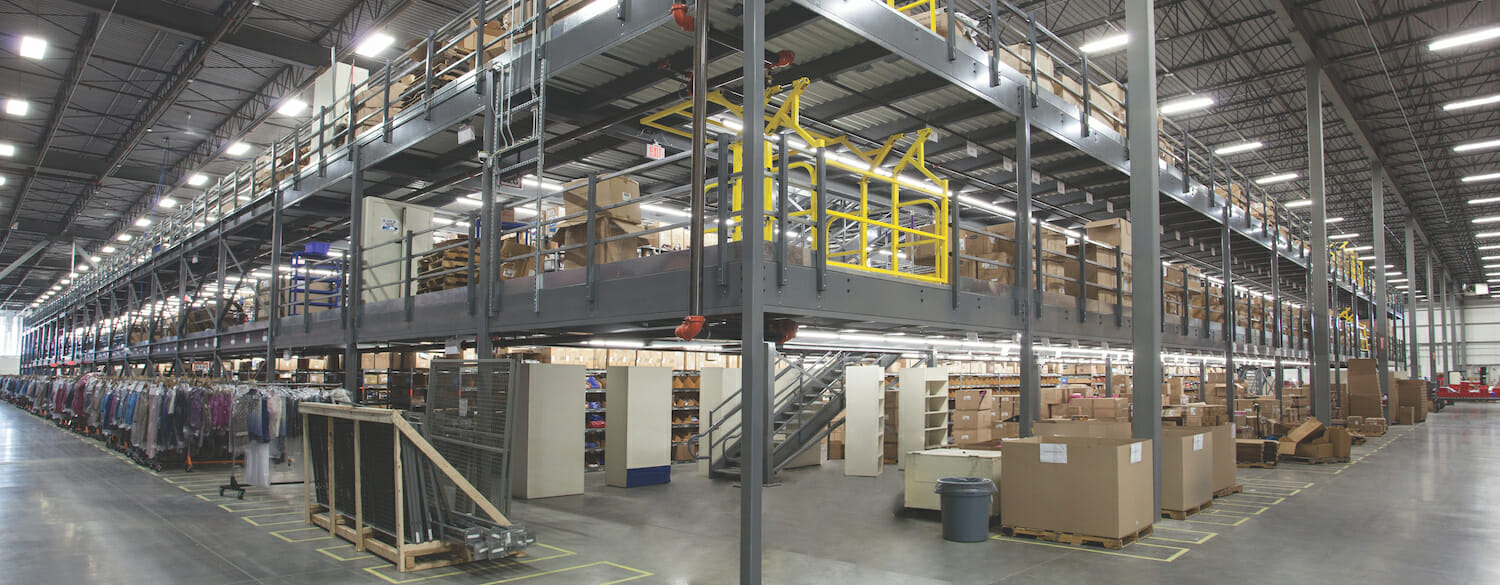 Mezzanines - Warehouses, Gyms, Libraries, Commercial and